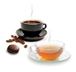 Марганец в чае и кофе