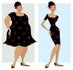 Пять основных ошибок худеющих