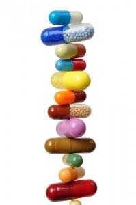 Прием биологически активных добавок