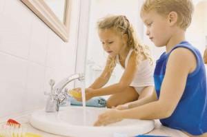Профилактика кишечных инфекций у детей