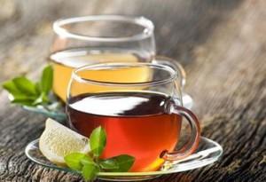 Очищающий летний чай