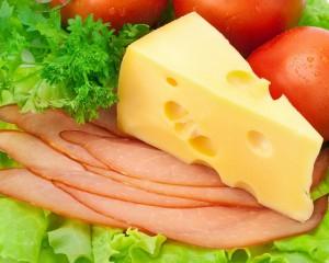 Фосфор в продуктах питания