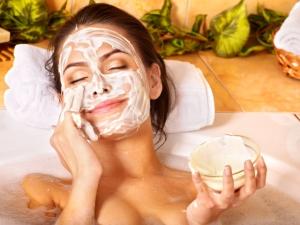 Уход за кожей в ванне