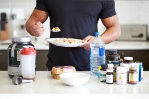 Спортивные добавки для набора мышечной массы
