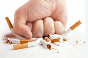 Диета против сигарет