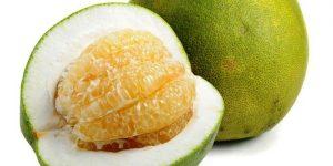 Помело - низкокалорийный фрукт
